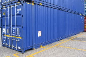 45' HC PW Seecontainer