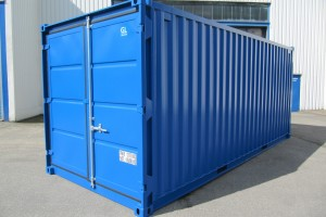 20' Material-/ Lagercontainer