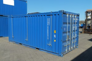 20' Hard-Top Container