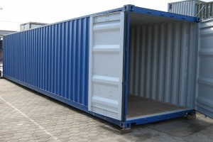 40' DV Seecontainer