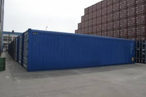 40' Open-Top Container