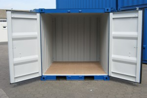8' DV Seecontainer