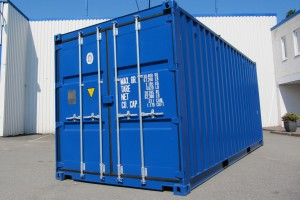 20' DV Seecontainer