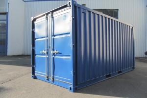 15' Material-/ Lagercontainer