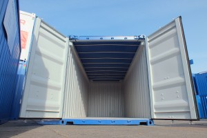 20' Open-Top Container